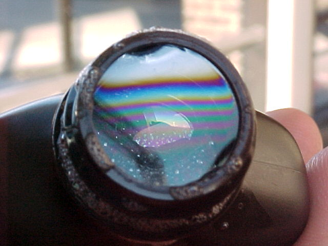 Light    and Optics  Interference from Thin Films  Physics 299