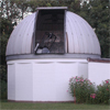 More Observatory 0.5 m telescope dome