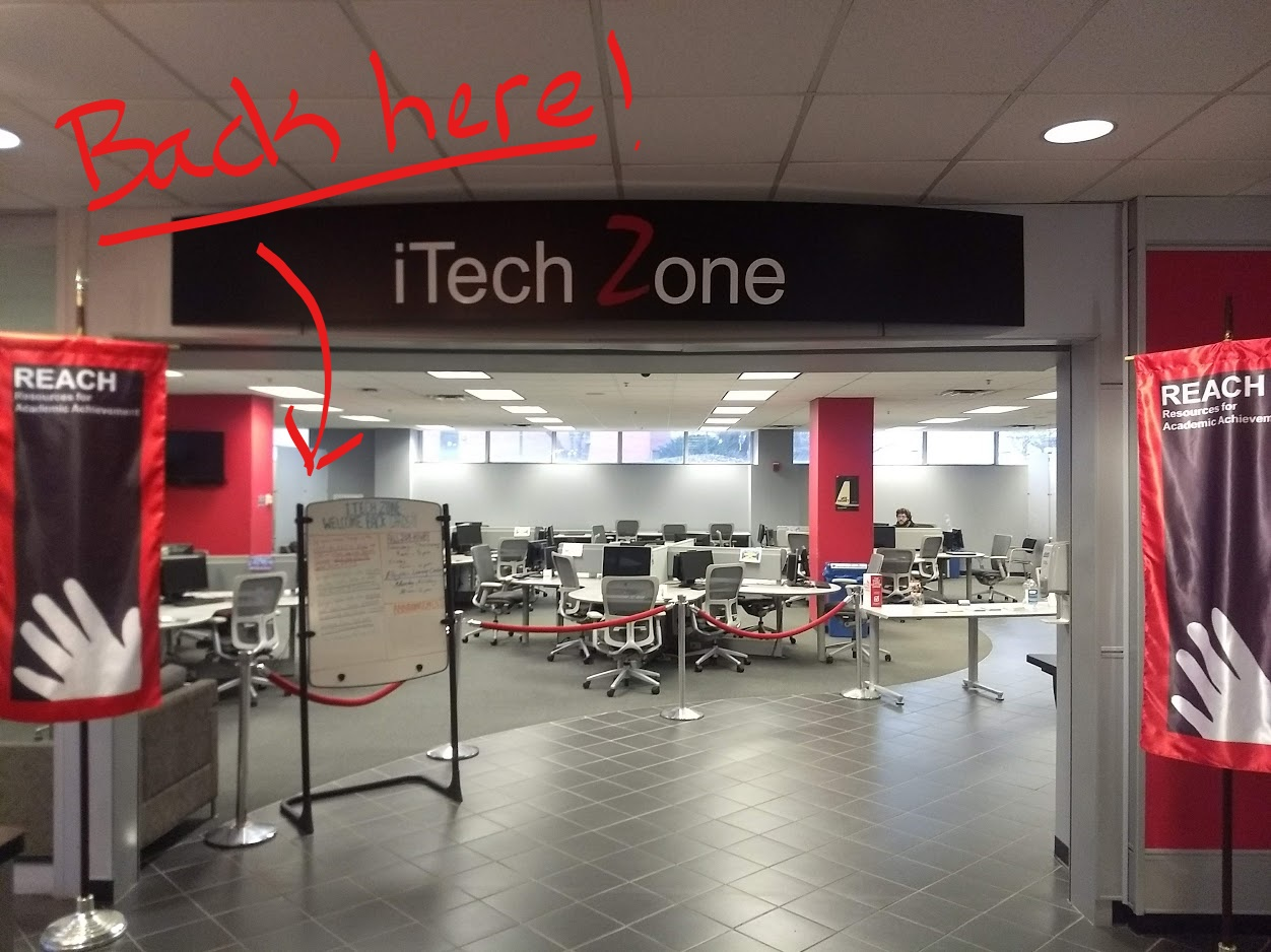 iTech Zone - Miller IT Building